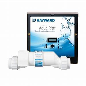 chlorateur au sel hayward pour piscines creusees With convertir piscine chlore au sel