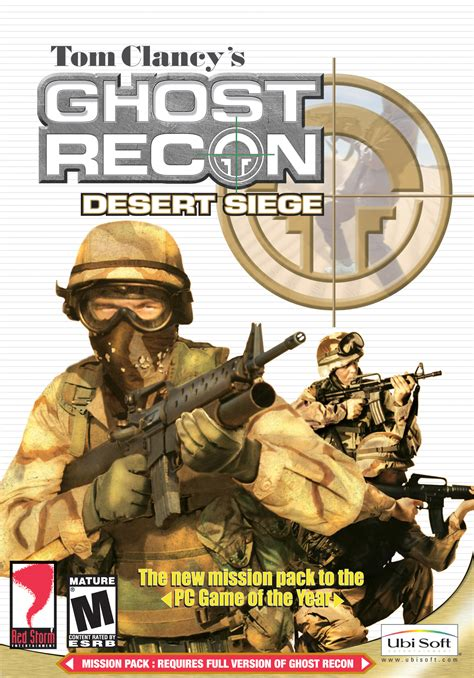 ghost recon desert siege tom clancy 39 s ghost recon desert siege ghost recon wiki