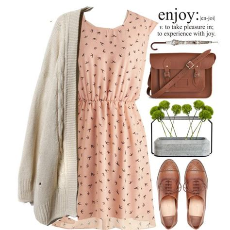 15 Romantic Polyvore Outfits - Pretty Designs