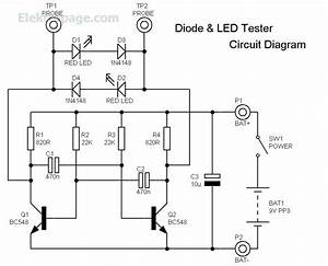Diode Switch Schematic  Led Symbol Circuit Diagram  Led