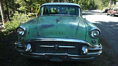 slightly weathered classic  buick century