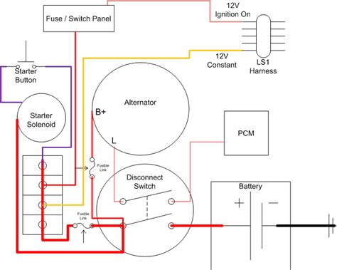 Wiring Diagram For Battery Disconnect Lstech