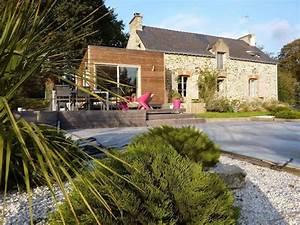 Extension Maison Ancienne : extension bois sur maison ancienne sl43 jornalagora ~ Louise-bijoux.com Idées de Décoration