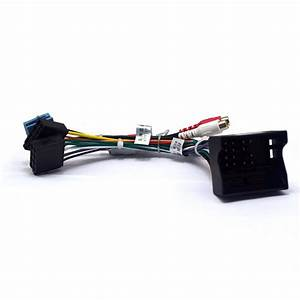 Car Stereo Iso Radio Plug For Volkswagen Vw Golf Passat