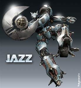 autobot jazz... by aerlixir on DeviantArt