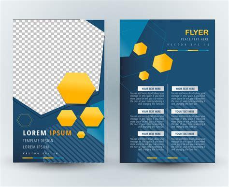 Flyer Brochure Design Template Abstract Fruit Stock Vector Magazine Layout Design Template Free Vector