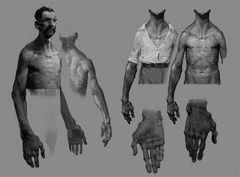 Image Arm Concept Art Dishonored Wiki Fandom