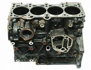 Bare Engine Cylinder Block 01