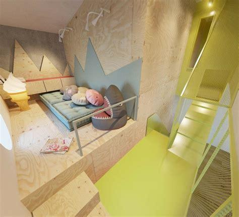 chambre enfant design d 233 coration enfant chambres modernes pour fille et gar 231 on