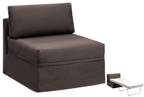 canapé convertible une place chauffeuse casa convertible lit en tissu home spirit par