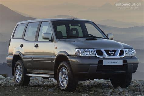 Nissan Terrano Ii 5 Doors Specs 2002 2003 2004 2005