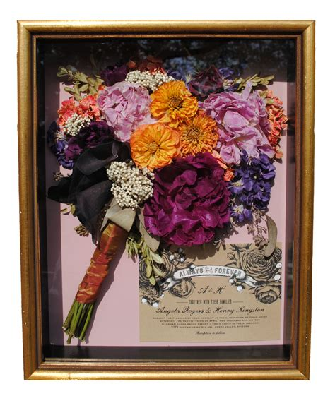 bouquet preservation wedding bouquet preservation