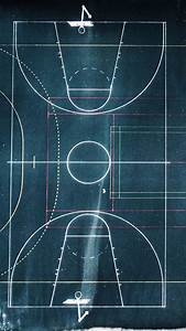 20 basketball court iphone wallpapers wallpaperboat