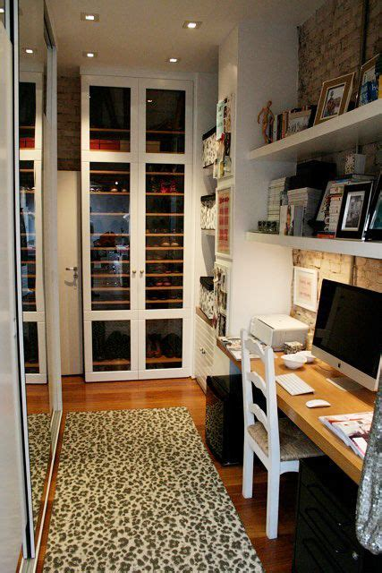 narrow office 35 brilliant small space designs loombrand