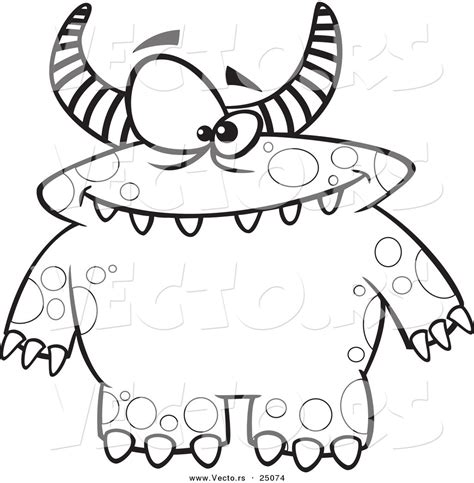 monster coloring pages bestofcoloringcom