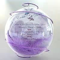 porte nom de table mariage la boule géante translucide porte menu ou nom de table décoration de table mariage mariage