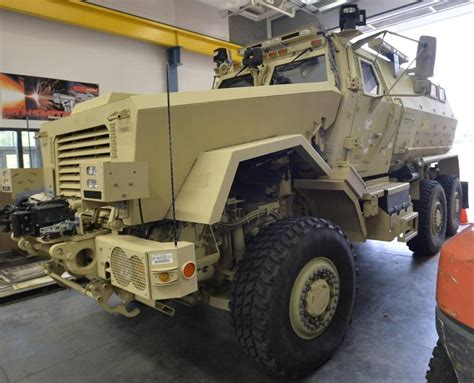 civilian armored vehicles a military armored personnel carrier the type that davis