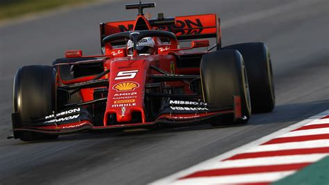ferrari  fire   learned    pre season