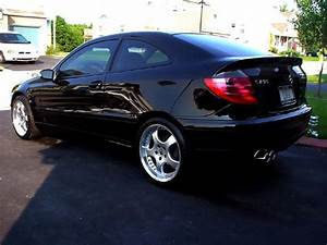 Mercedes Classe C 2002 : the gallery for mercedes c class 2002 coupe ~ Gottalentnigeria.com Avis de Voitures