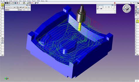 gibbscam releases  high speed machining hsm