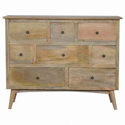 Chest Drawers Drawer Wood Solid Nordic Furniture