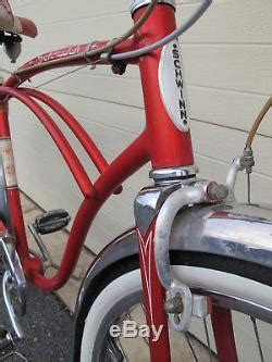 schwinn corvette middleweight bike  vintage