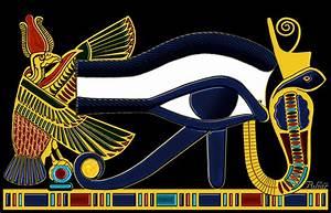Eye of Horus by Pulsar-Mills on DeviantArt