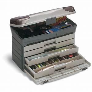 Plano U00ae 4 - Drawer Tackle Box