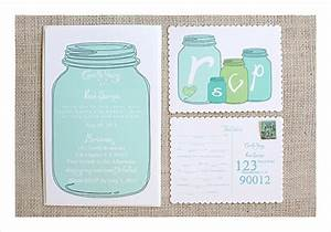 Free wedding printables diy invitations for Free printable wedding invitations mason jars