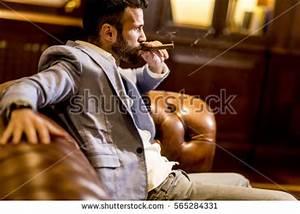 Cigar gay man photo smoker