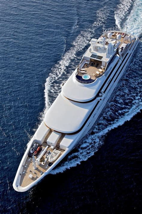 O'MEGA super luxury motor yacht for charter with B & Y ...