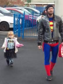 How one dad helped his daughter wear her superhero costume ...