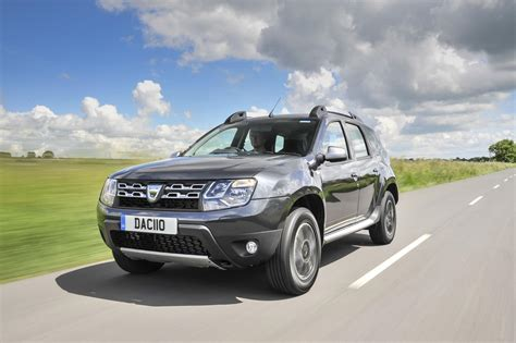 Dacia Duster Facelift Romania