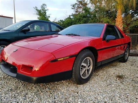 Pontiac Fiero Se by 1986 Pontiac Fiero Se Coupe For Sale Classiccars