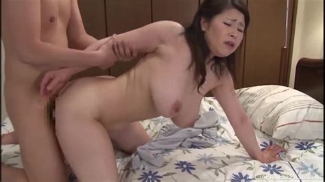 Thick Japanese Mature Brunette Slut Gets Fucked In Doggy