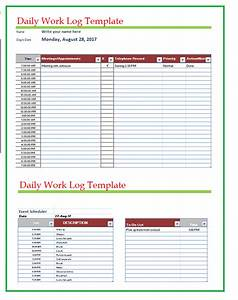 free word templates With daily work record template