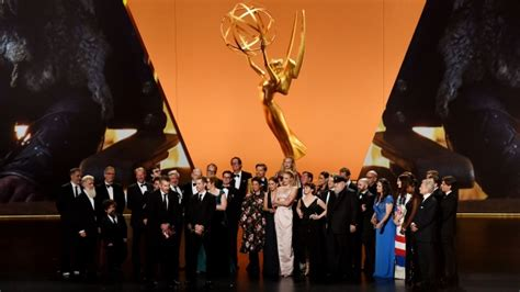 game  thrones ties emmy record  drama series win