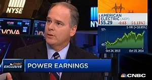 Akins discusses AEP quarterly results, company strategy on ...