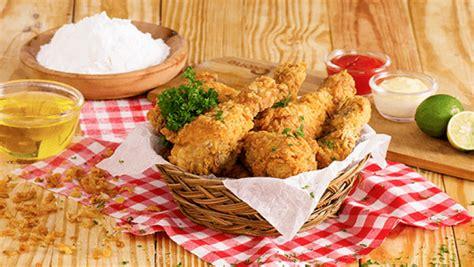 1 sdm putih telur ayam. Resep Ayam Goreng Crispy dan Lezat - Masak Apa Hari Ini?