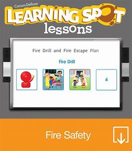 Fire Safety Learning Spot Lessons Download Grade K ...
