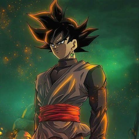 black goku   dragon ball super character  dont