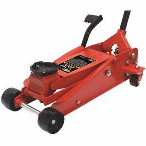 Big red 3 1 2 ton garage jack t83014 read reviews on big for Autozone floor jack