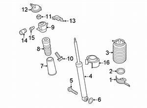 4g0616031ac  Air Suspension  A7  Struts  Shocks