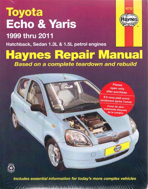 car service manuals pdf 1999 toyota camry electronic throttle control toyota echo yaris 1999 2011 haynes service repair manual sagin workshop car manuals repair