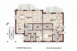 Bauen Zweifamilienhaus Grundriss : haus premium 165 71 hausbau preise ~ Lizthompson.info Haus und Dekorationen