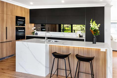contemporary kitchen frenchs forest premier kitchens