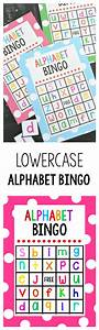 best 25 alphabet bingo ideas on pinterest abc bingo With learning lowercase letters game