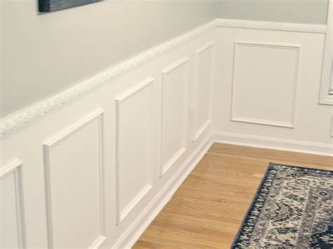 newlywed mcgees wainscoting reveal
