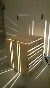 Stehlampe Aus Holz : stehlampe aus holz selber bauen ~ Indierocktalk.com Haus und Dekorationen