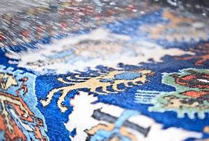 Nettoyage De Tapis : nettoyer tapis en laine comment faire un bon nettoyage ~ Melissatoandfro.com Idées de Décoration